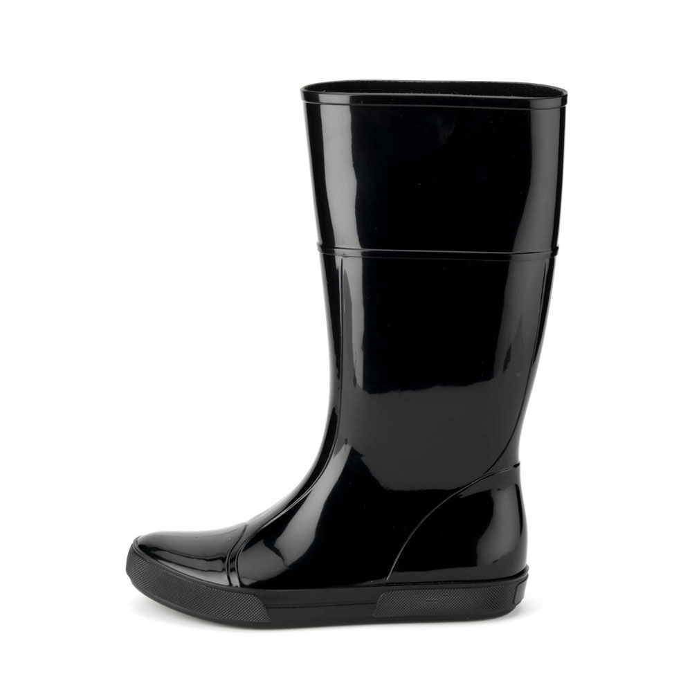 Sneaker Rainboot with medium height boot leg