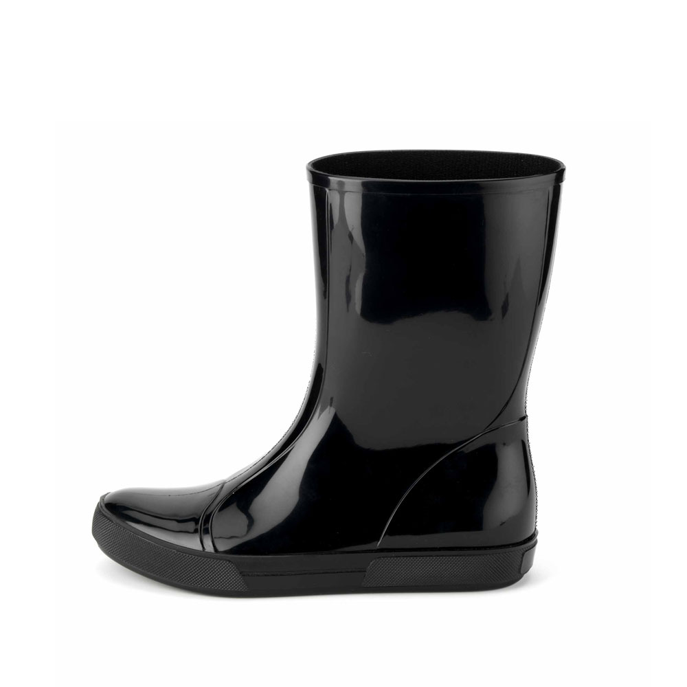 Sneaker Rainboot with low boot leg