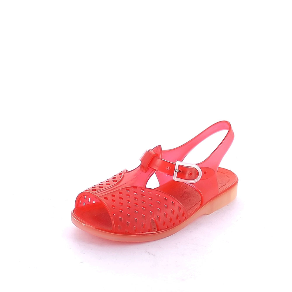 Two-colour pvc with open toe perforated upper