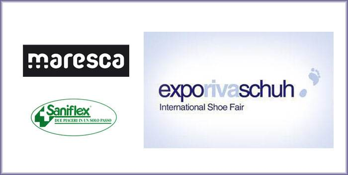Maresca is taking part in Expo Riva Schuh June 2018